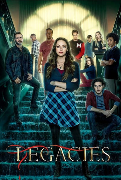 Legacies Season 3 Poster