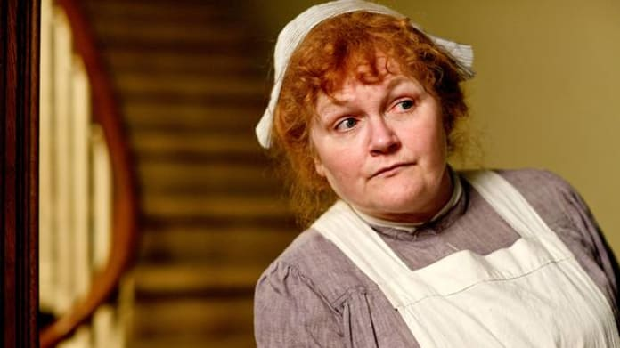 Mrs. Patmore Sees All - Downton Abbey - TV Fanatic