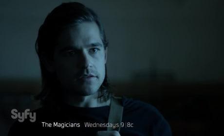The Magicians Sneak Peek: Can Mayakovsky Save Alice?