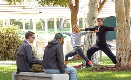 NCIS Exercise Routine Season 12 Episode 6