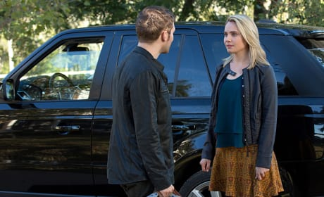 Klaus & Cami - The Originals Season 2 Episode 10