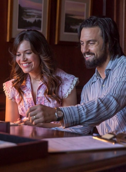 You're Lying - This Is Us Season 1 Episode 11