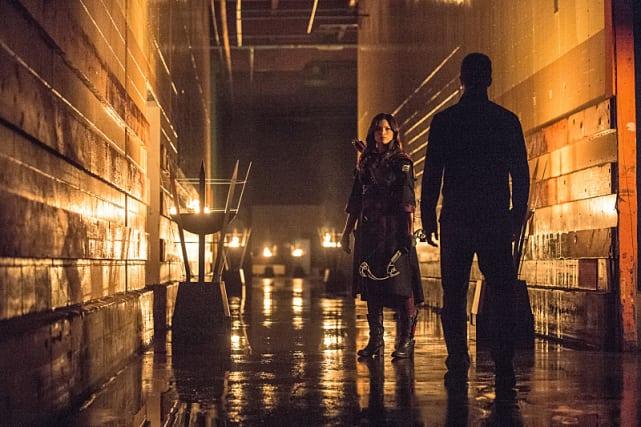 Shades of Gold - Arrow Season 3 Episode 9