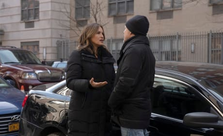 Looking For Help - Law & Order: SVU