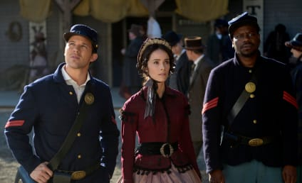 Timeless Season 1 Episode 2 Review: The Assassination of Abraham Lincoln