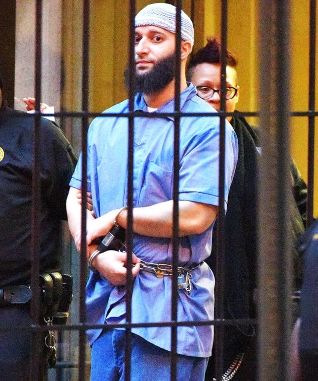 Adnan Syed in Prison