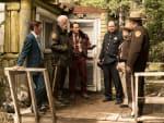 Law Enforcement Strategizes - Fargo Season 2 Episode 9