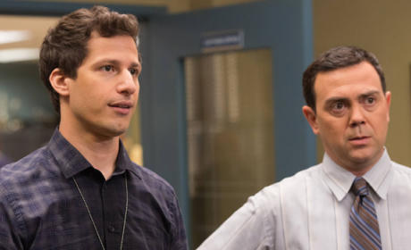 A Bro-mance in Danger - Brooklyn Nine-Nine Season 2 Episode 11