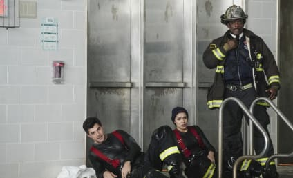 Chicago Fire Season 6 Episode 17 Review: Put White on Me