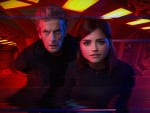Space Station Footage - Doctor Who