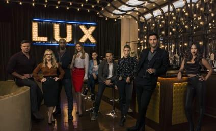 Lucifer Season 3 Cast Photos: Smokin' Hot