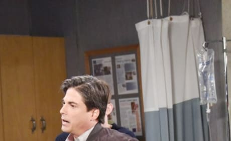 (TALL) Lucas Gets Emotional - Days of Our Lives