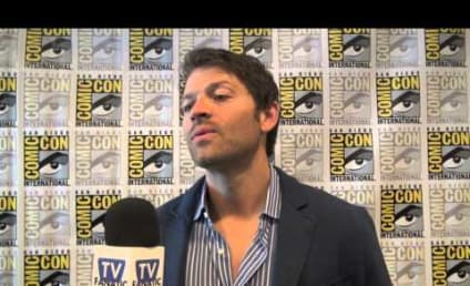 "Supernatural Exclusive: Misha Collins on the ""Mess"" of Castiel, Life as a Human"