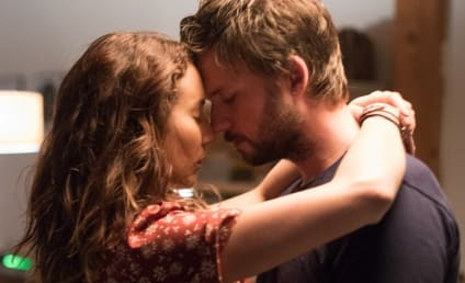 Clara Review: Troian Bellisario & Patrick J. Adams Shine in Sci-Fi Romance