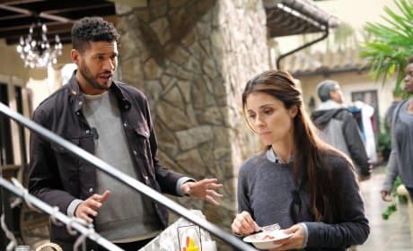 Jay yells at Rachel - UnREAL Season 3 Episode 8