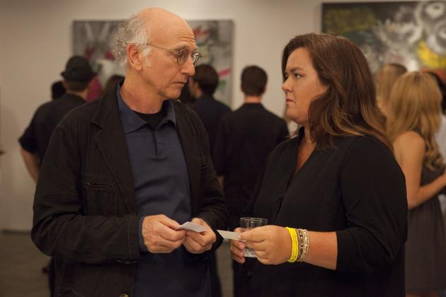 Rosie O'Donnell on Curb Your Enthusiasm