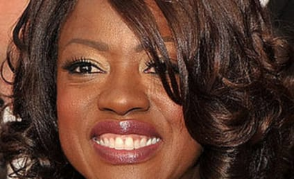 Viola Davis Cast on The United States of Tara