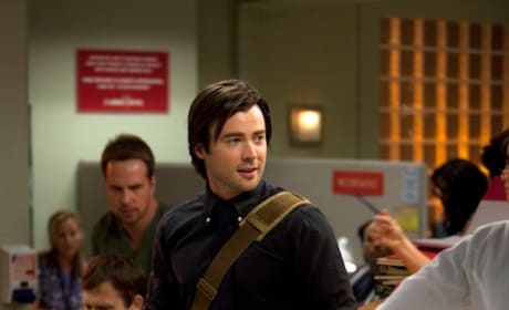 Matt Long on Private Practice