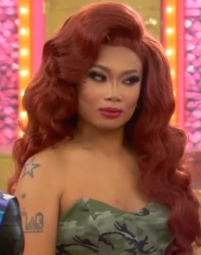 Jujubee Side-Eye - RuPaul's Drag Race All Stars Season 5 Episode 4