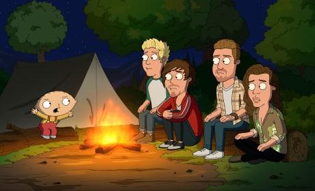 Spooky stories - Family Guy Season 14 Episode 19