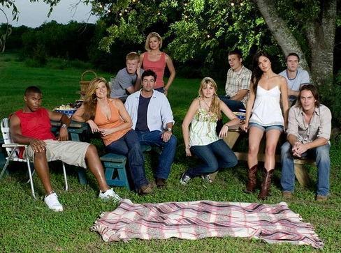 Season Two Cast Photo