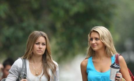 Lauren Conrad and Stephanie Pratt Photo