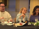 A Tense Dinner - Jersey Shore: Family Vacation