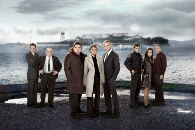 Alcatraz Cast Pic