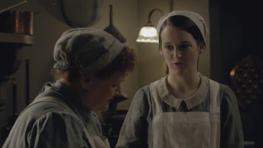 Bettering One's Self - Downton Abbey Season 5 Episode 7