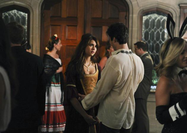 As Anne Boleyn and Henry VIII
