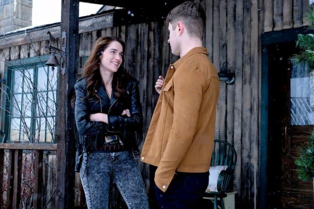 Second Choice - Wynonna Earp Season 3 Episode 10