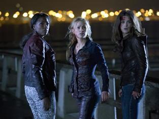 Tara, Pam and Nora