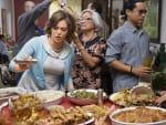 Thanksgiving Dinner - Crazy Ex-Girlfriend