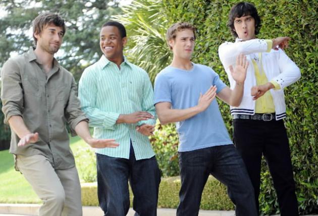 Four 90210 Stars