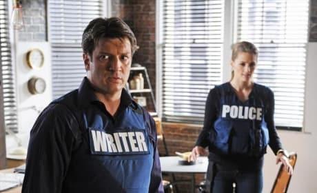 Writer and Policewoman