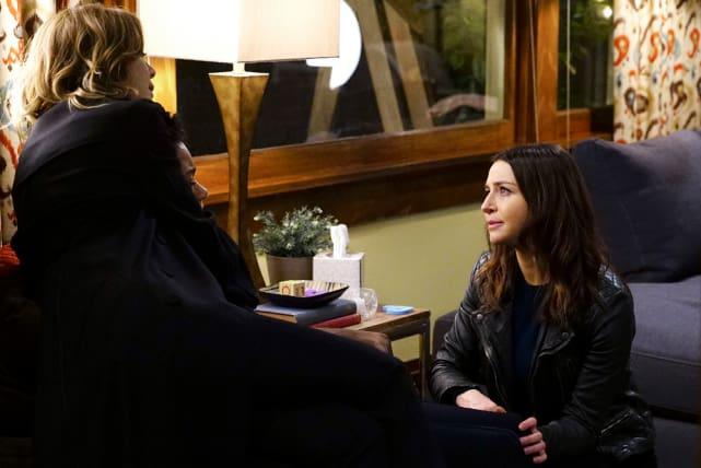Familiar Pain - Grey's Anatomy Season 13 Episode 19