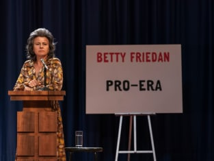 Betty's Debate - Mrs. America Season 1 Episode 4