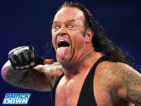 The Undertaker on Smackdown
