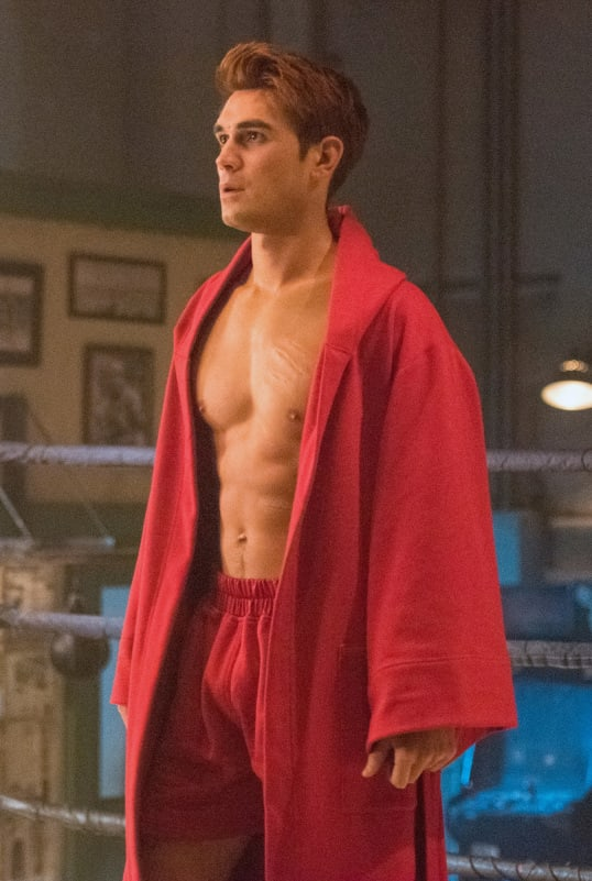 The Red Paladin - Riverdale Season 3 Episode 15