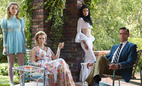 Don and His Women - Mad Men