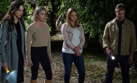 With A Little Help From ChArles? - Pretty Little Liars Season 6 Episode 4