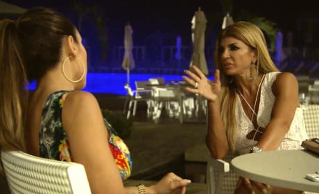Rehashing the Confrontation - The Real Housewives of New Jersey