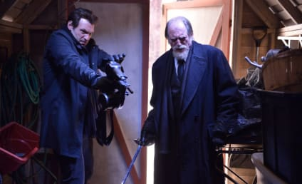The Strain Q&A: Guillermo del Toro on Names, Music, The Arrival of Mr. Quinlan & More