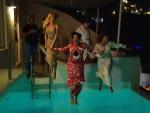 Kardashians Into the Pool