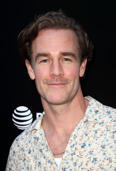 James Van Der Beek Attends Event