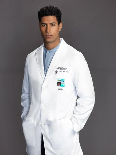 Chuku Modu - The Good Doctor