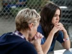 Callie and Stef Contemplating- Cruel and Unusual - The Fosters Season 4 Episode 13
