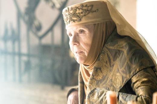 Lady Olenna Returns - Game of Thrones Season 5 Episode 6