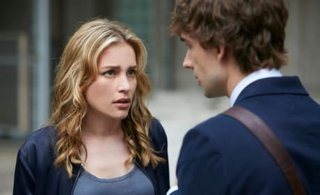 Auggie Objects - Covert Affairs