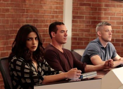 Watch Quantico Season 2 Episode 1 Online